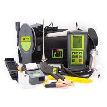 TPI 717R Kit 4 All Standard Accessories and includes IR Printer, Pipe Clamps & Gas Sniffer