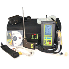 TPI Combustion FGA Kit c/w 8 Line Display, Differential Temperature & Pressure