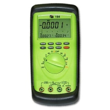 TPI Digital Multimeter, 50,000 Count True RMS, 600V CAT IV
