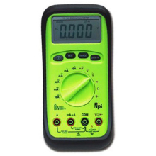 TPI Digital Multimeter, Full Size Auto Ranging c/w MinMax & Data Hold Functions