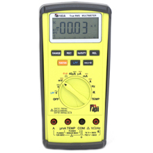 TPI Digital Multimeter, Full Size Auto Ranging c/w Triple Display & Backlight
