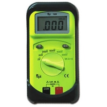 TPI Digital Multimeter, Palm Size c/w 2K Ohms & Continuity