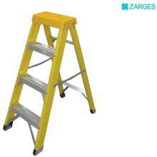 Zarges GRP Swingback Steps 4 Rungs